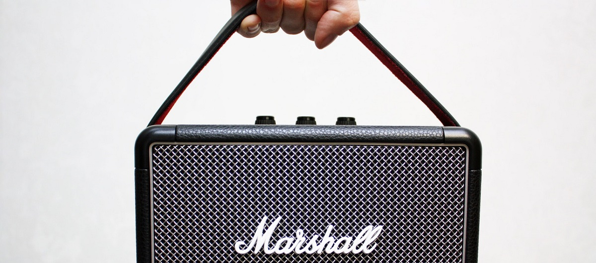 Marshall Portable Speaker