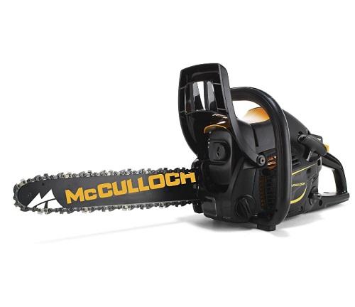 McCulloch CS 340 38 cc Cordless Petrol Chainsaw