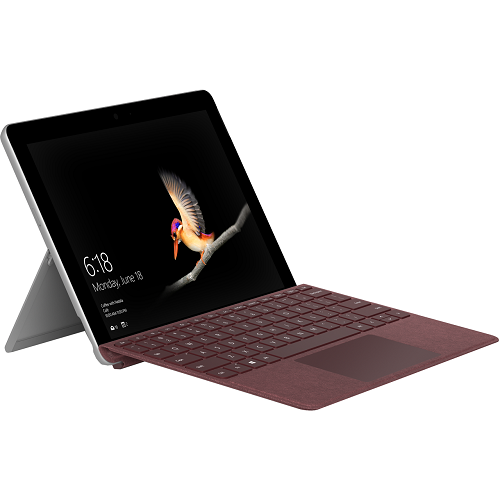 Microsoft Surface Go 10 2-in-1 Laptop [2018] - University Checklist