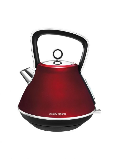 Morphy Richards Evoke Pyramid Kettle