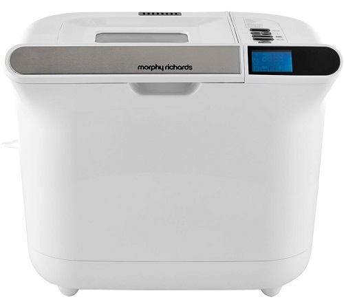 Morphy Richards Manual 48326 Bread Maker