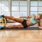 NAYOYA Pilates Ring - Premium Full Body Toning Fitness Magic Circle