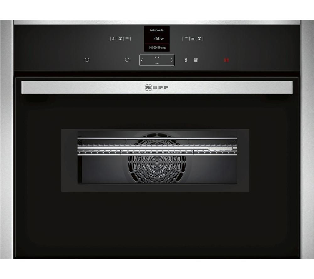 NEFF C17MR02N0B Built-in Combination Microwave Review