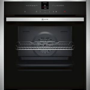 NEFF N70 B57CR22N0B Electric Single Oven