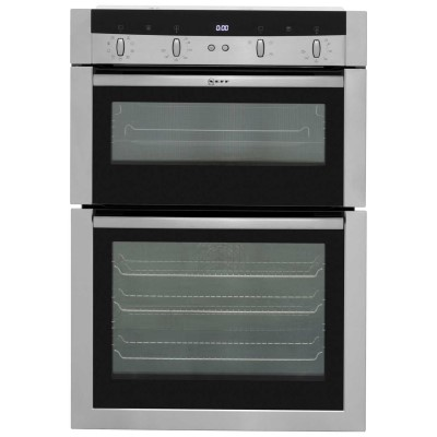 Neff Classic Collection 2 U12S52N3GB Built In Double Oven Review