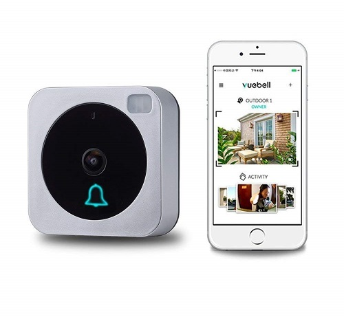 Netvue Vuebell Doorbell Camera