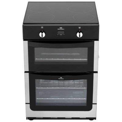 Newworld NW601EDOMTi Electric Cooker with Induction Hob