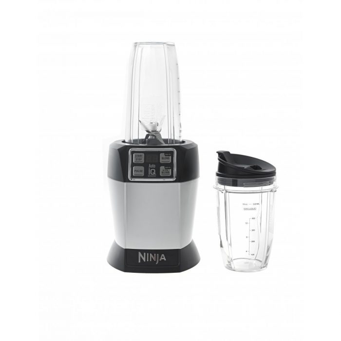 Nutri Ninja with Auto IQ BL480UK