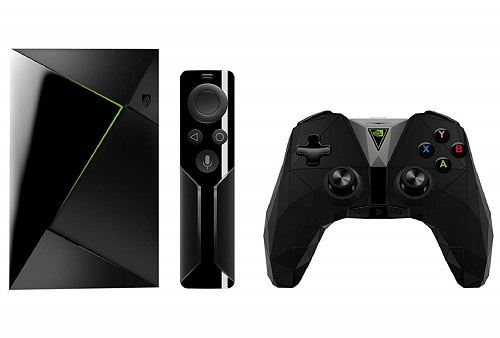 Nvidia SHIELD TV 16GB with Remote and Controller