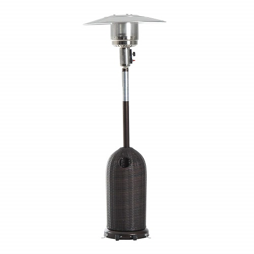 Outsunny Stainless Steel Outdoor Garden Patio Heater