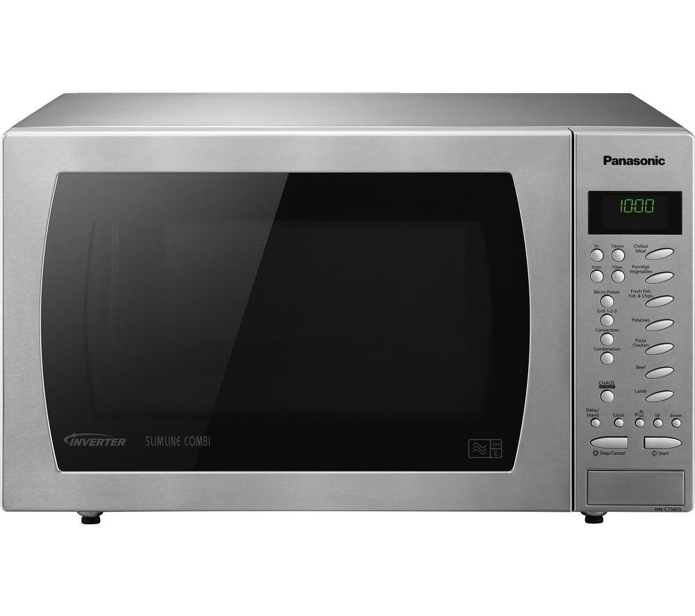 PANASONIC NN-CT585SBPQ Combination Microwave Review