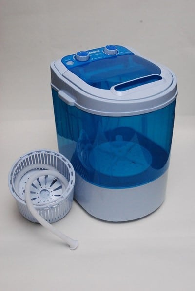 PORTABLE 230V MINI 3KG WASHING MACHINE REVIEW