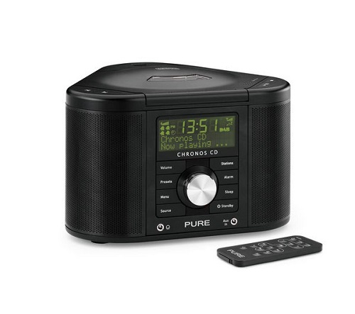 PURE Chronos CD Series II DAB/FM Radio