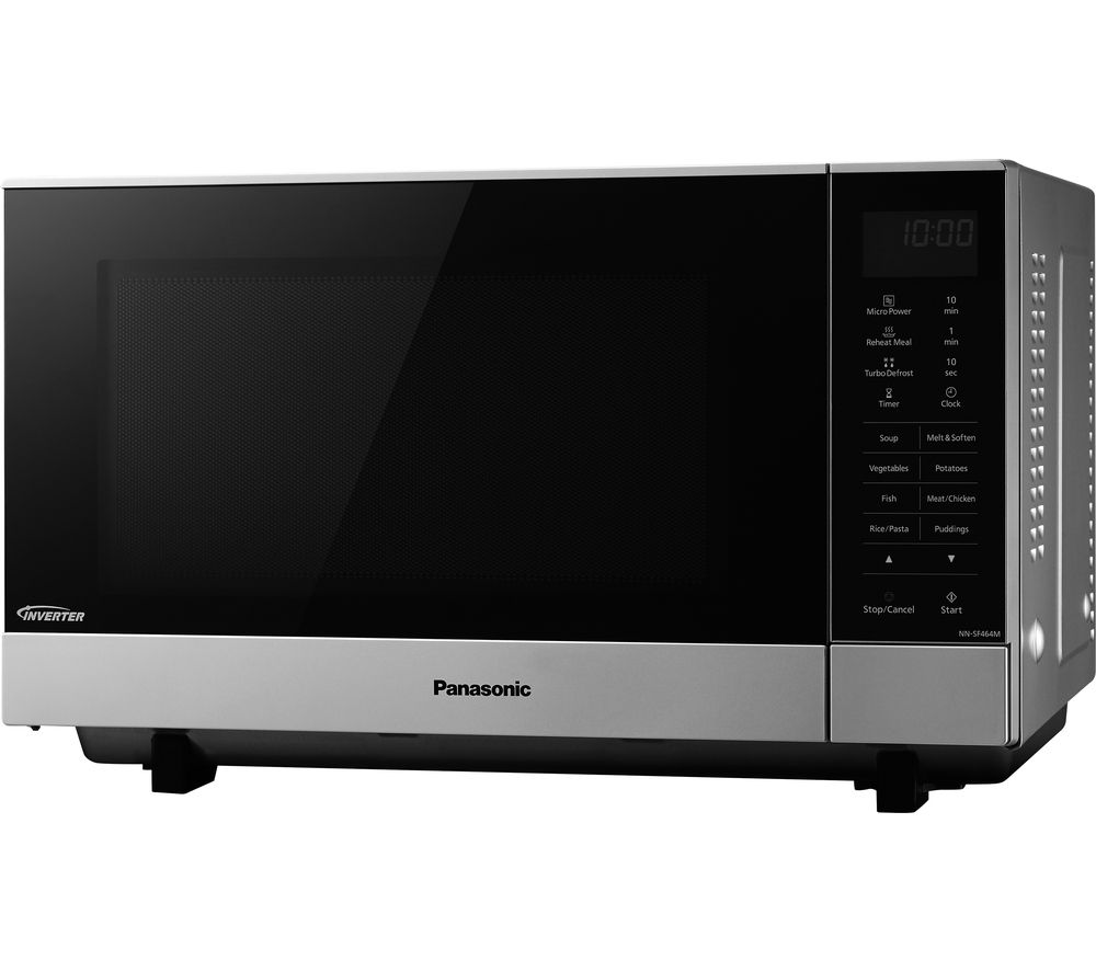 Panasonic NN-SF464MBPQ Solo Microwave Review