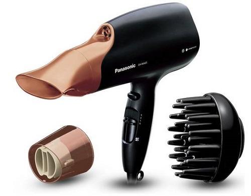 Panasonic EH-NA65-CN Nanoe Hair Dryer with Diffuser