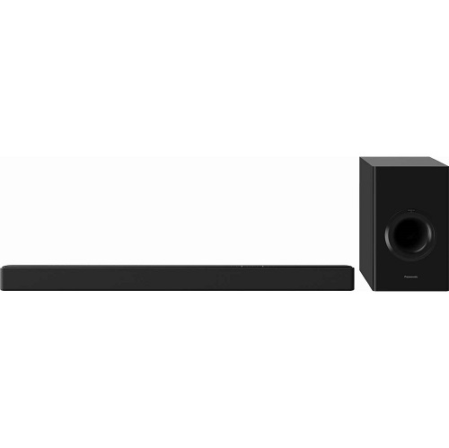 Panasonic SC-HTB488EBK Soundbar with Wireless Subwoofer