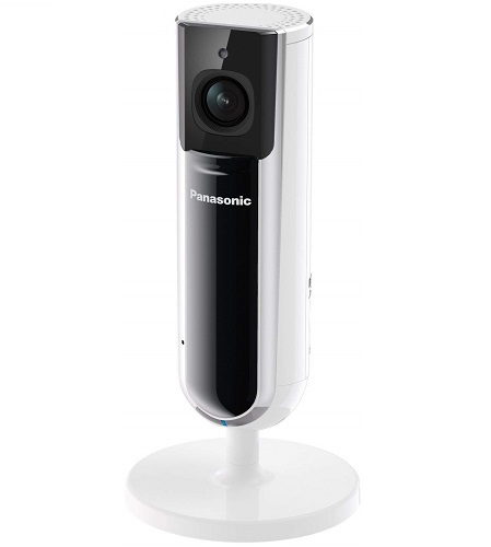 Panasonic Smart Home KX-HNC800EW Full HD Indoor Security Camera