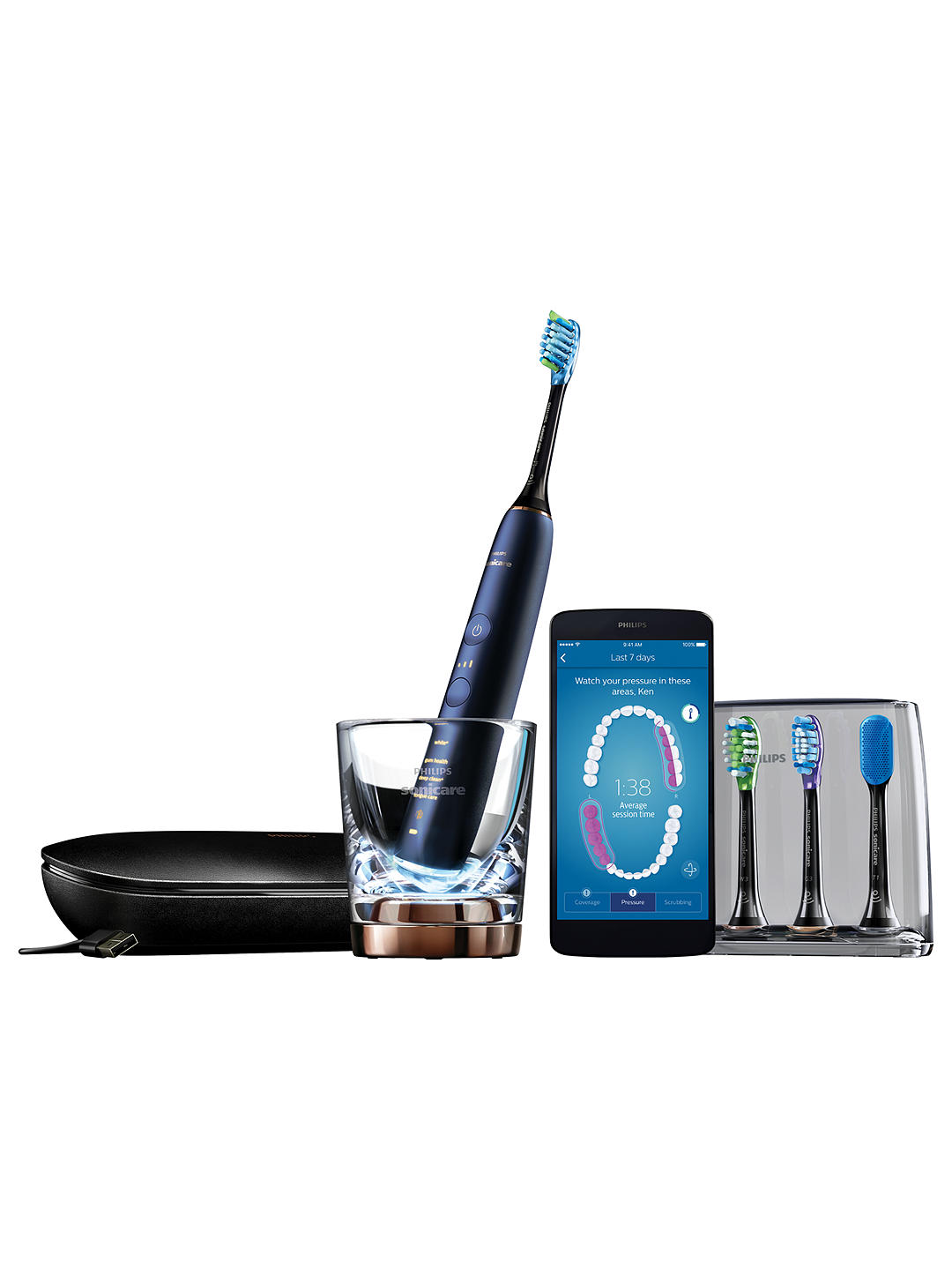 Philips HX9954/53 DiamondClean Smart Sonic