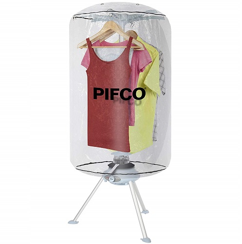 Pifco P38003 Fast Drying Portable Heated Clothes Dryer