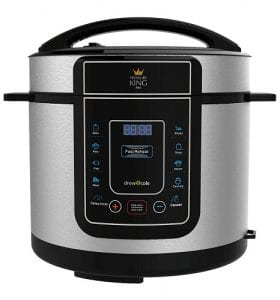 Pressure King Pro 12-in-1 5L Digital Slow Pressure Cooker