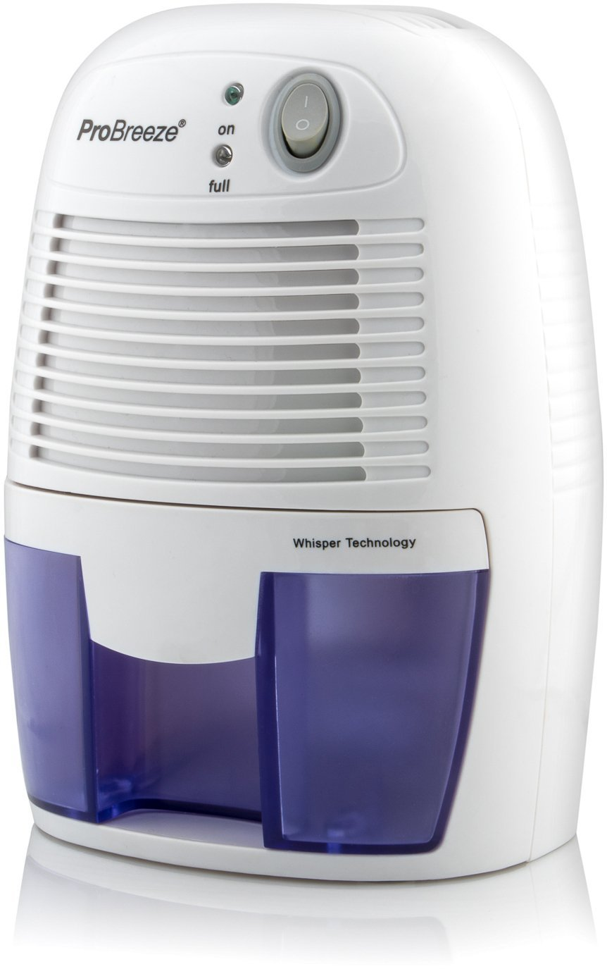 Pro Breeze 500ml Compact and Portable Mini Air Dehumidifier Review