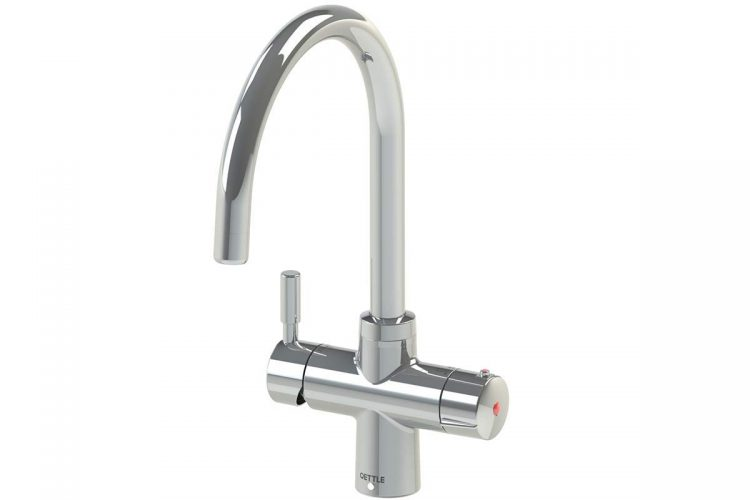QETTLE 3-in-1 Instant Boiling Water Tap