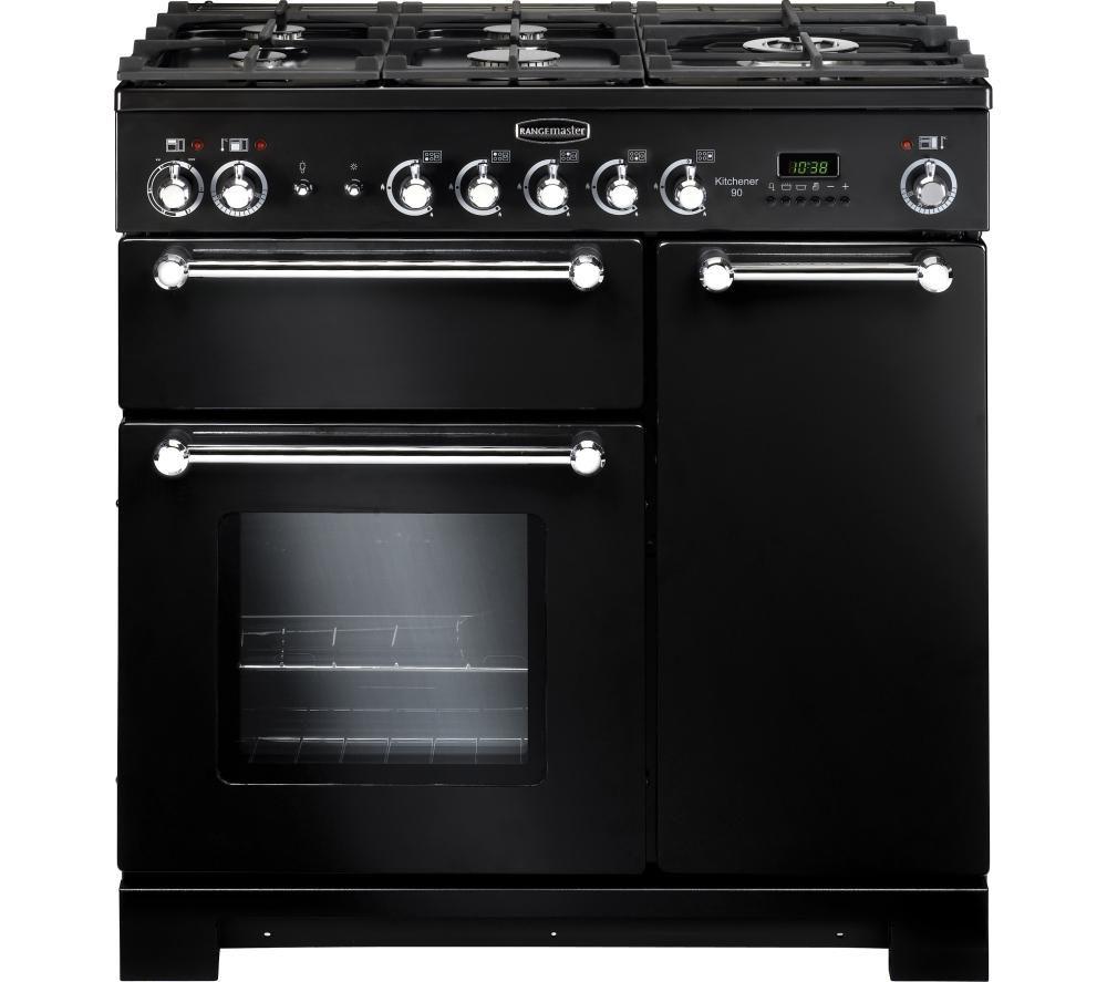 RANGEMASTER Kitchener 90 Dual Fuel Range Cooker Review
