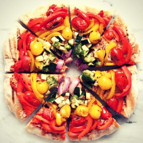 Simple Healthy Pizza Recipes 1
