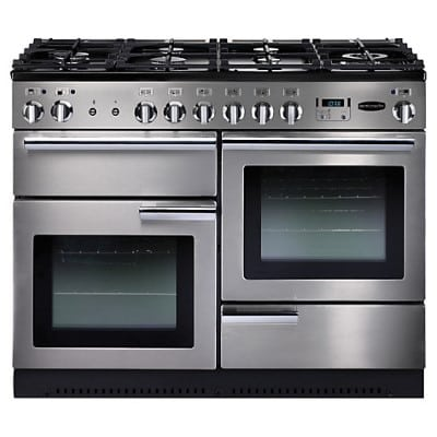 RANGEMASTER Professional+ 110 Dual Fuel Range Cooker Review