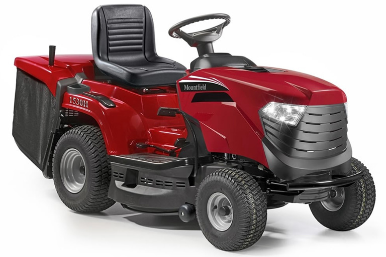 Rear Collect Lawn Tractor
