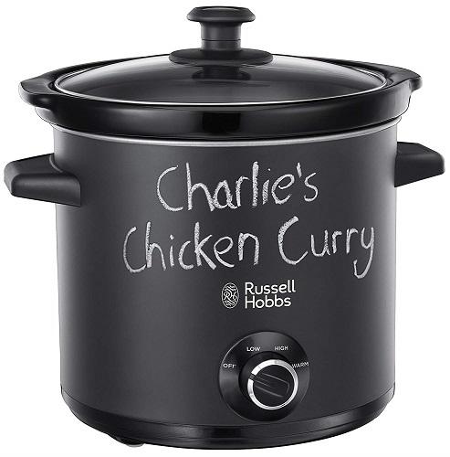 Russell Hobbs 24180 Chalkboard Slow Cooker