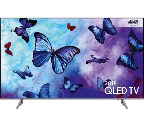 SAMSUNG Smart 4K Ultra HD HDR QLED TV