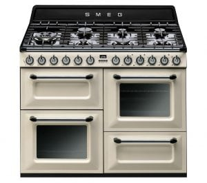SMEG Range Cooker Cream