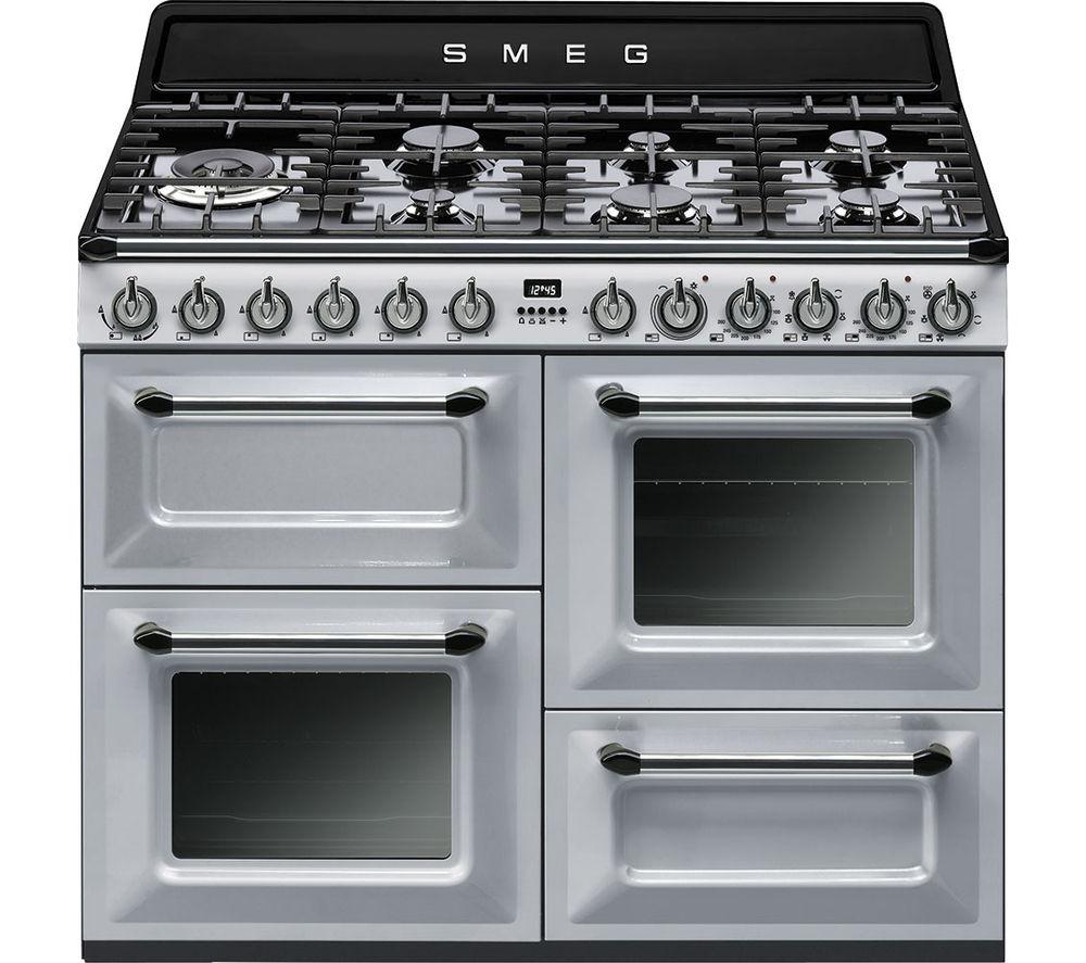SMEG Victoria TR4110S1 Dual Fuel Range Cooker Review
