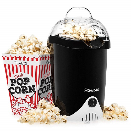 Savisto Hot Air Popcorn Maker