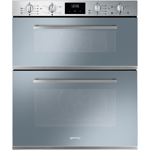 Smeg Cucina DUSF400S Built Under Double Oven