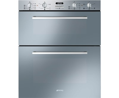 Smeg Cucina DUSF44X Built Under Double Oven Review