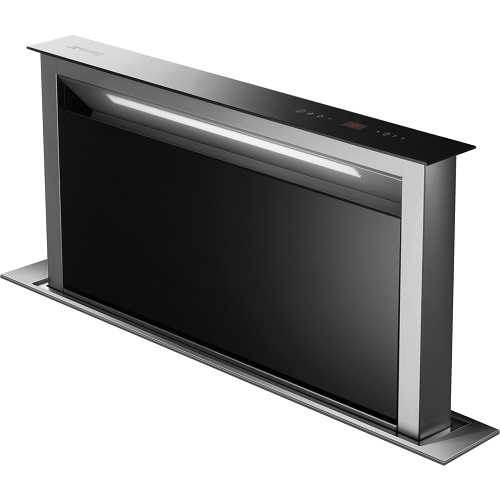 SMEG KDD90VXNE 88cm Downdraft Cooker Hood
