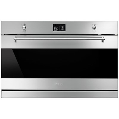 Smeg SFP9395X Classic Built-In Multifunction Single Oven Review