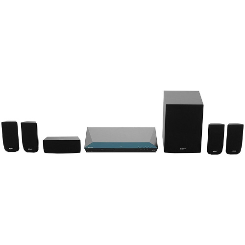 Sony BDVE2100 5.1 Surround Smart 3D Home Cinema System