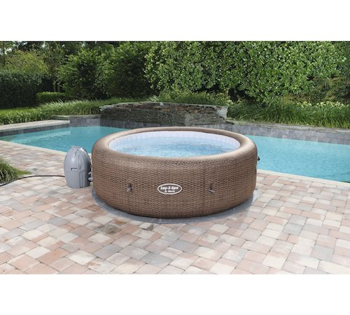 St Moritz 5-7 Person Lay-Z-Spa Hot Tub