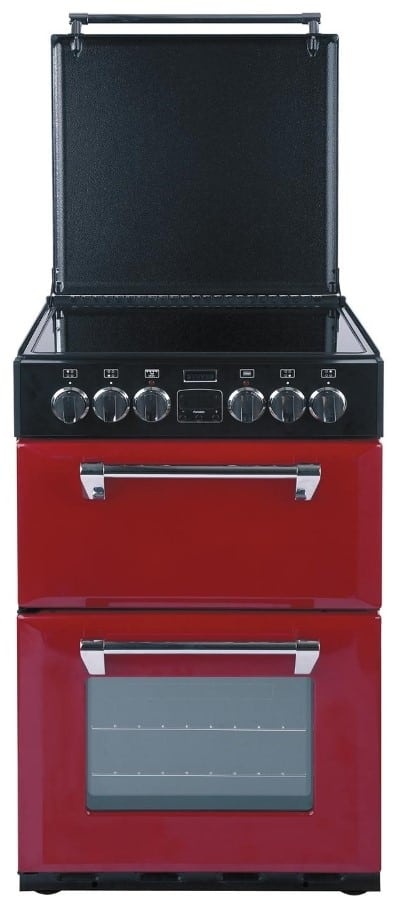 Stoves Richmond 550E 55cm Double Oven Electric Mini Range Cooker Review