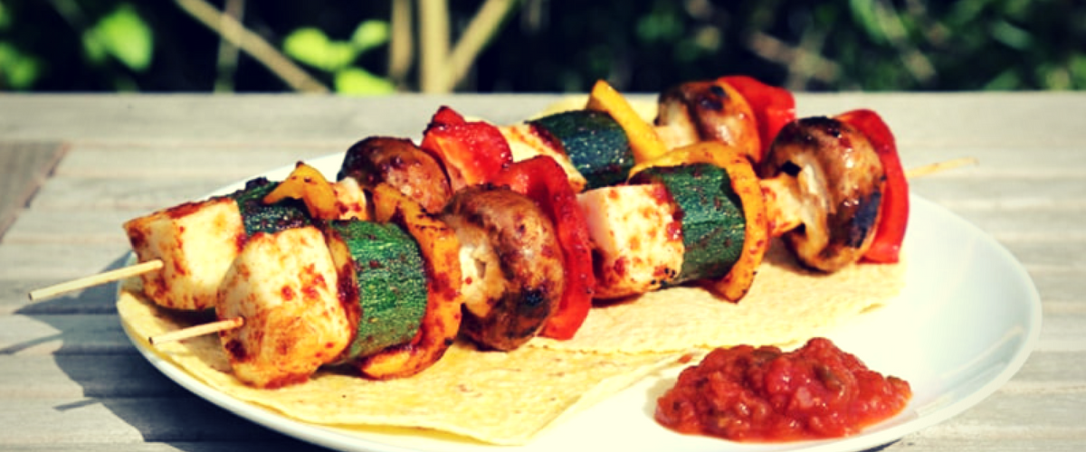 Summer BBQ Veggie Ideas 2018