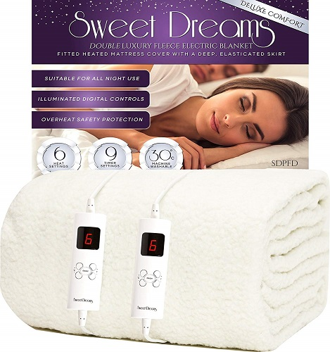 Sweet Dreams Electric Blanket