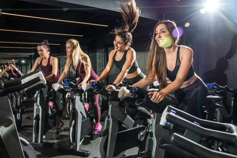 TRADITIONAL EXERCISE BIKES