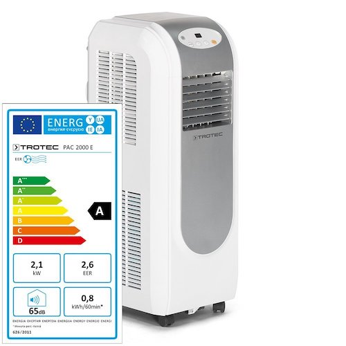 TROTEC PAC 2000 E Local Air Conditioner