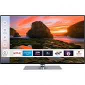 Techwood 43AO8UHD Smart 4K Ultra HD TV with HDR and Freeview Play