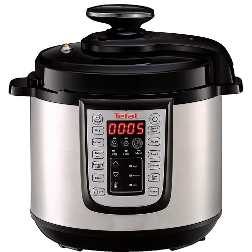 Tefal All in One CY505E40 6 Litre Pressure Cooker