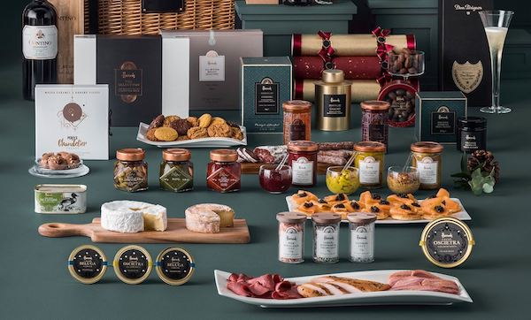 The Ultimate Harrods Hamper
