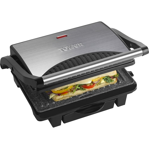 Tower Ceramic Health Grill & Griddle T27009